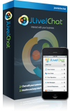 Joomla Live Chat Box and Mobile App